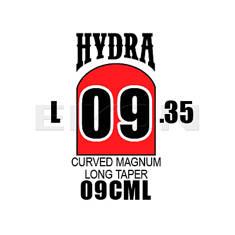 Hydra Curved Magnum Long Taper - 09