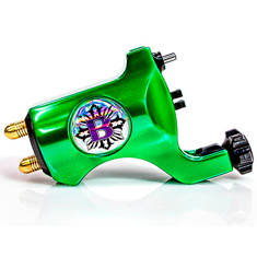 Bishop Rotary V6 Emerald Green Ход 4.2
