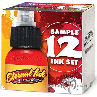 Краска Eternal Sample Set 12