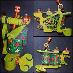 Flower Liner Tattoo Machine