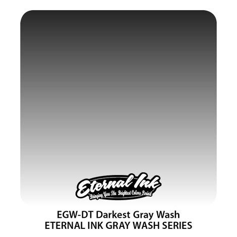 Краска Eternal Darkest Gray Wash