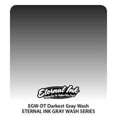 Darkest Gray Wash