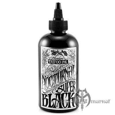 Nocturnal tattoo ink super black for Waverly tattoo ink