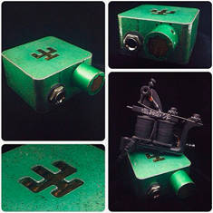 Power Box3A Green