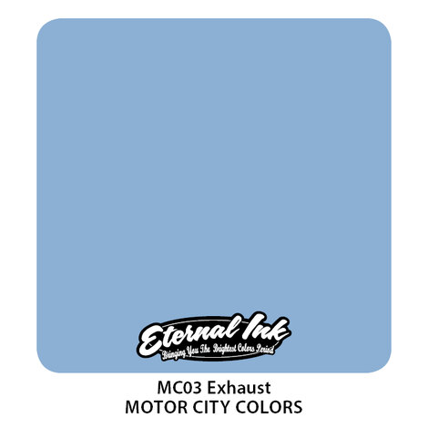 Краска Eternal Motor City Ink Set 12 Colors