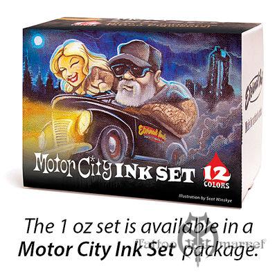 Motor City Set 12