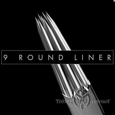 KWADRON 0.25mm long taper - 9RL