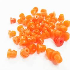 Durable Nipples-Soft Orange