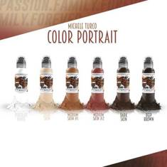 Michele Turco Bottle Portrait Set - 6шт