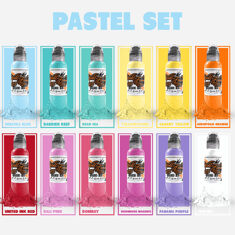 12 Color Pastel Set