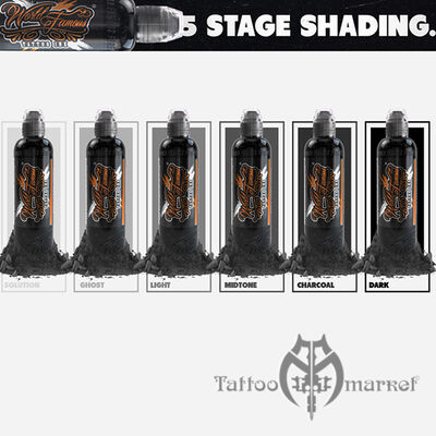 FIVE-STAGE SHADING SET - 5шт