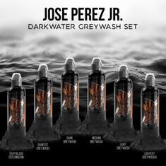 Jose Perez Jr 6 Bottle Shading Set