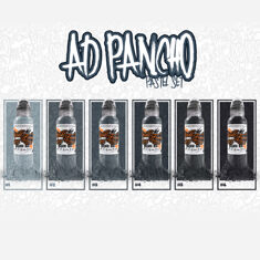 A.D. Pancho Pastel Grey Set