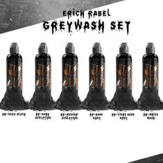 Erich Rabel Greywash Set 6