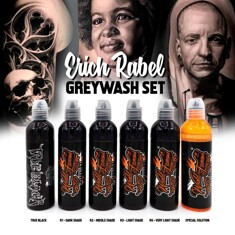 Erich Rabel Greywash Set 6
