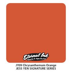 Chrysanthemum Orange - Jess Yen Set