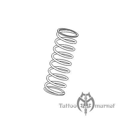 No. 19 - Inner piston spring Dragonfly STD (2260)
