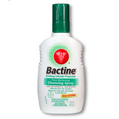 Bactine Anesthetic & Antiseptic Spray - 150мл