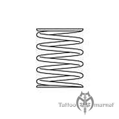 No. 28 - Retainer screw spring