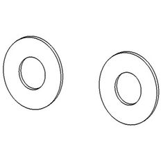 No. 68 - Bearing washer (2pcs)