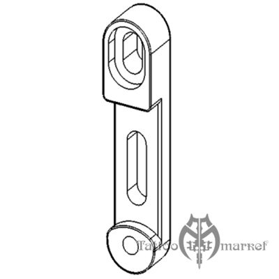 No. 71-B - Alu bearing rod