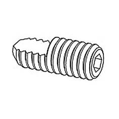 No. 77 - Spring stop screw