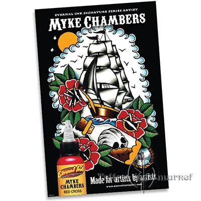Myke Chambers Signature Set 12