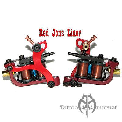 Red Jones Liner