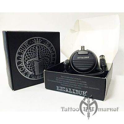 Excalibur® Black on Gray