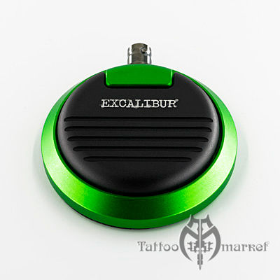 Excalibur® Black on Green