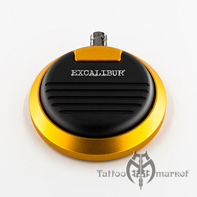 Excalibur® Black on Yellow