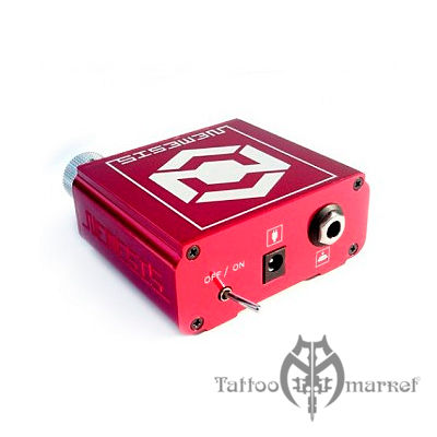 Nemesis Power Supply Red