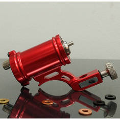 KEG - tattoo machine RCA red