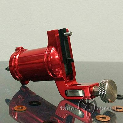 Тату машина Right Stuff Rotary KEG - Slide Rotary Red