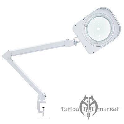 Мебель для тату салона Лампа LED-LUX с увеличением