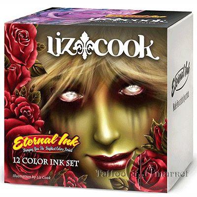 Liz Cook Series 12