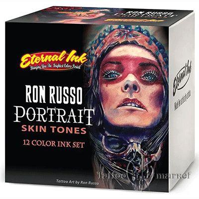 Portrait Skin Tone Collection 12