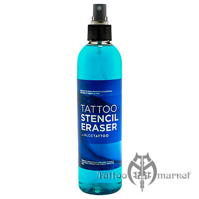 Трансферная бумага/принадлежности Aloe Tattoo Stencil Eraser 250мл