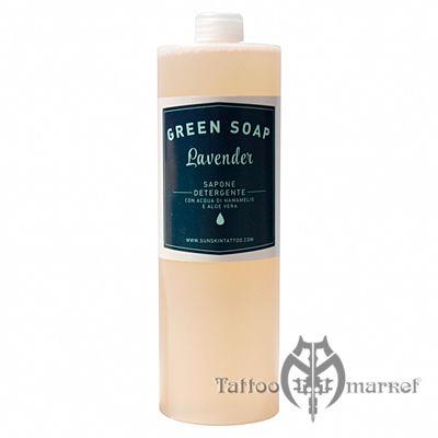 LAVENDER GREEN SOAP 250мл