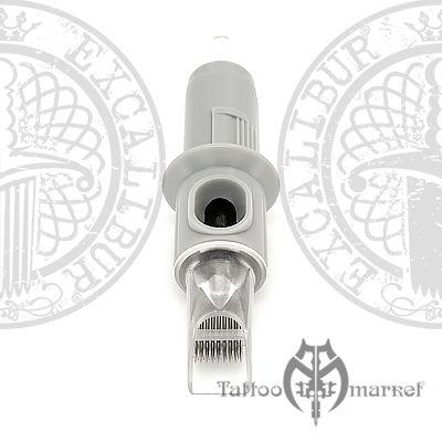 7 Round Magnum Long Taper 0,35мм