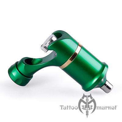 Тату машинка Turanium Pulsar RCA Green