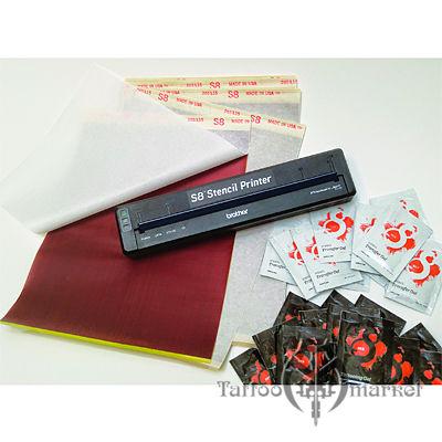 Трансферная бумага/принадлежности S8 STENCIL PRINTER - USB KIT