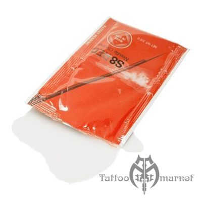 RED TATTOO NEEDLE CLEANER - саше