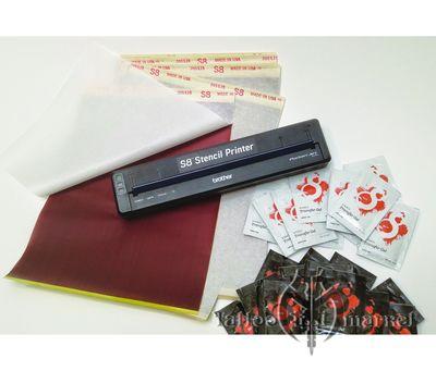 Трансферная бумага/принадлежности S8 RED TATTOO STENCIL PAPER