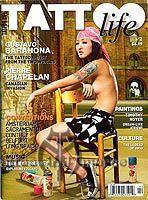 Журнал Tattoo Life