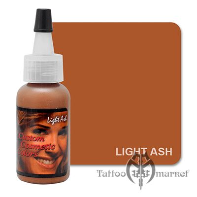 Light Ash - Светло-пепельный