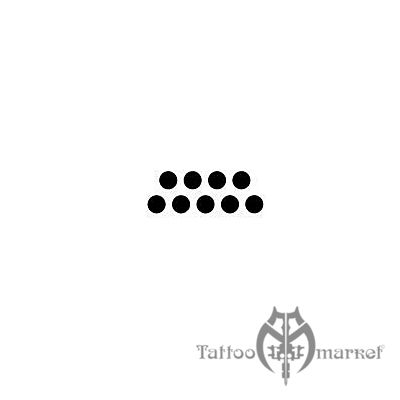 Пайка 9 игл - магнум TXT