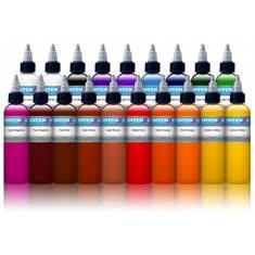 19 Color Set - набор из 19 основных цветов