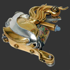 Heart Brass Liner