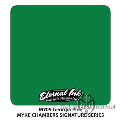 Краска Eternal Georgia Pine